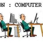 evolution computer human