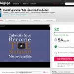 Solar Sail CubeSat