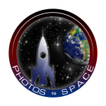 Photos to Space Badge