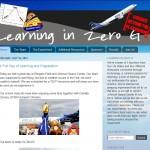 Learning in Zero G