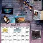The Year in Space, March 2014