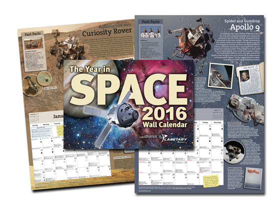 The Year in Space 2016